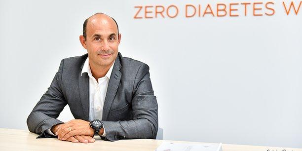 Sébastien Peltier, président du directoire de Valbiotis
