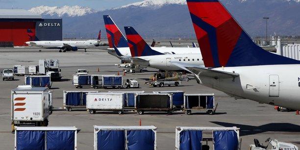 Delta air lines espere renouer avec les benefices d'ici fin 2021 apres un mauvais premier trimestre[reuters.com]