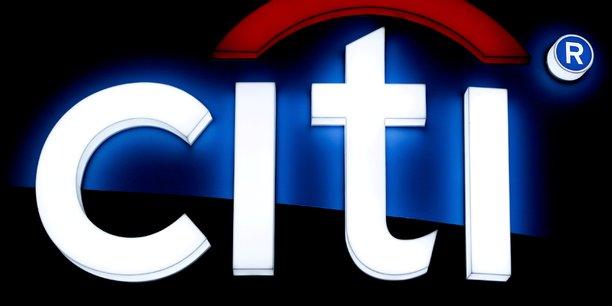 Citigroup triple son benefice au premier trimestre, reprend 3,85 milliards de dollars de provisions[reuters.com]