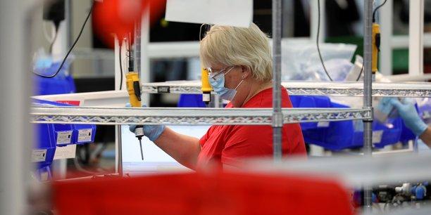 Usa: rebond de la production manufacturiere[reuters.com]