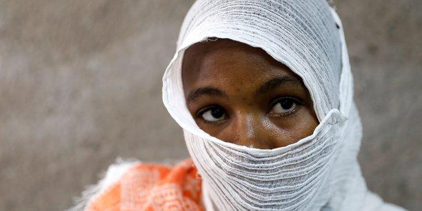 Ethiopie : les violences sexuelles utilisees comme arme de guerre dans le tigre[reuters.com]