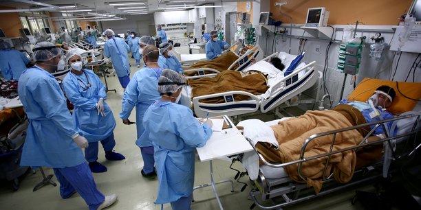 Coronavirus: renforcement des restrictions en guyane confrontee au variant bresilien[reuters.com]