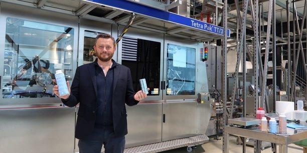 Le co-fondateur de Viadeo, Damien Chalret du Rieu, se lance désormais dans l'agroalimentaire et plus particulièrement l'eau et son embouteillage.