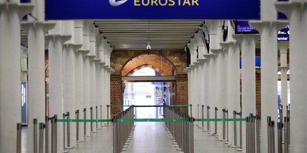 Eurostar signe un accord avec ses creanciers pour refinancer sa dette, rapporte le telegraph[reuters.com]