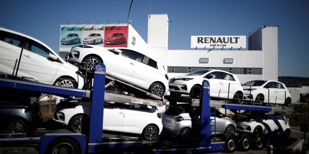 Renault veut generer plus d'un milliard d'euros de ca grace au nouveau flins[reuters.com]