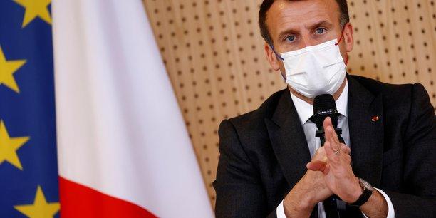 Macron appelle a tracer des lignes rouges claires avec la russie[reuters.com]