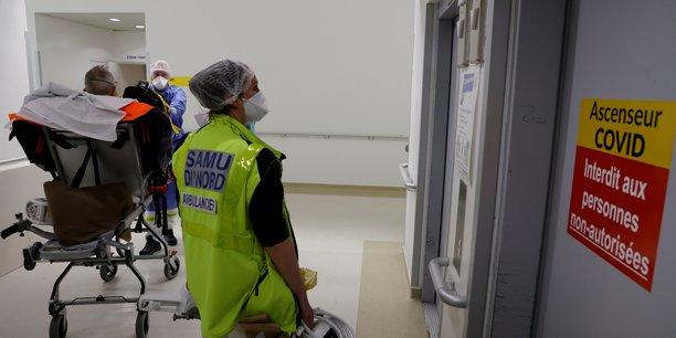 France/coronavirus: le nombre de patients en reanimation remonte[reuters.com]