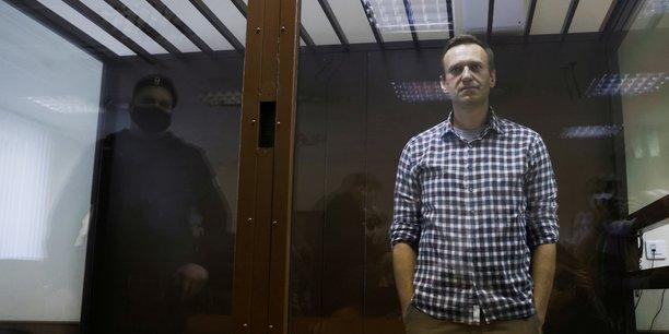 Navalny dans un etat de sante satisfaisant, selon les autorites russes[reuters.com]