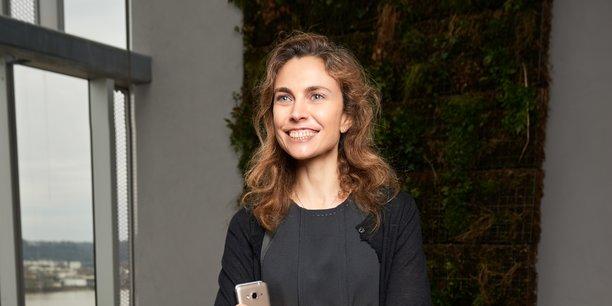 Hélène Douet, Directrice du Sociétariat, de l'Engagement Sociétal et de la RSE à la Caisse d'Epargne Aquitaine Poitou-Charentes
