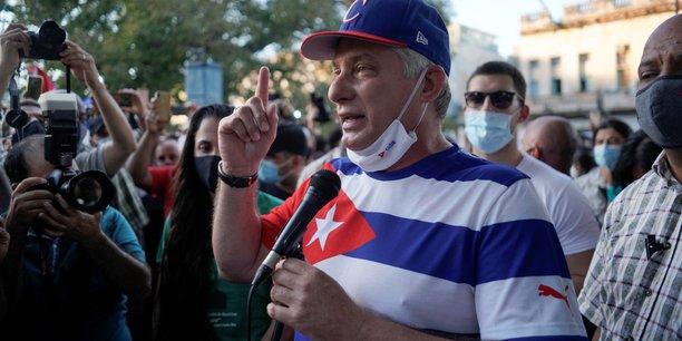 Cuba: le president miguel diaz-canel prend la tete du parti communiste[reuters.com]