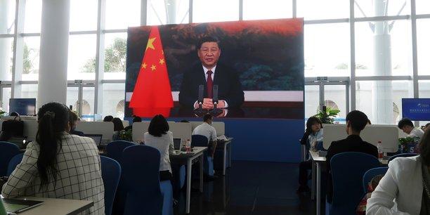 Xi jinping appelle a une gouvernance mondiale plus equitable[reuters.com]