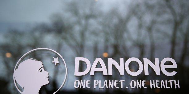 Danone: chiffre d'affaires en recul au premier trimestre, vise la croissance au deuxieme trimestre[reuters.com]