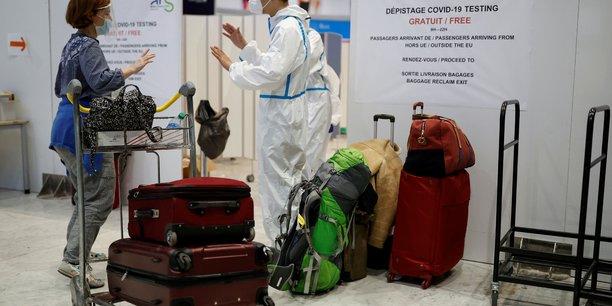 Coronavirus: dispositif de quarantaine pour les voyageurs de 4 pays des samedi en france, dit beaune[reuters.com]