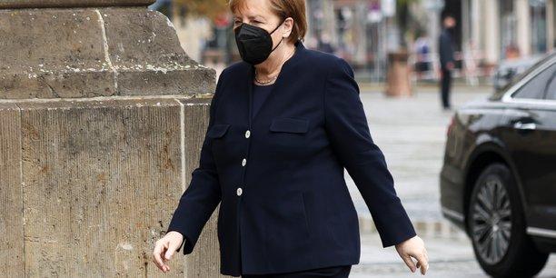 Merkel fait part de son inquietude sur l'etat de sante de navalny[reuters.com]