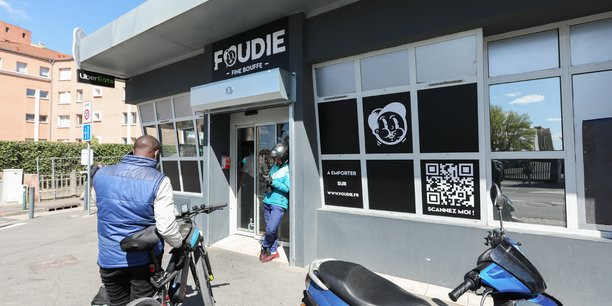 La dark kitchen Foudie, aujourd'hui à Toulouse, ne sera bientôt plus la seule de ce nom en France.