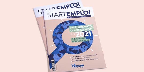 L'an dernier, le hors-série de La Tribune sur l'emploi à Bordeaux avait recensé 8.800 intentions d'embauches. La 7e édition réussira-t-elle à faire mieux en 2021 ?