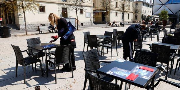 Coronavirus: la suisse ne devrait pas alleger ses restrictions avant le 26 mai[reuters.com]
