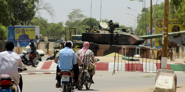 Le tchad plonge dans la plus grande incertitude apres la mort de deby[reuters.com]