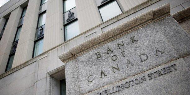 La banque du canada laisse entrevoir une hausse de taux en 2022[reuters.com]