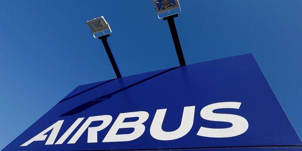 Airbus annonce un plan de reorganisation dans le domaine des aerostructures en europe[reuters.com]