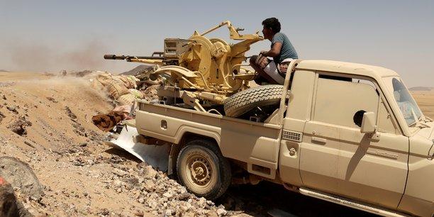 Yemen: les etats-unis denoncent l'aide de l'iran aux houthis[reuters.com]