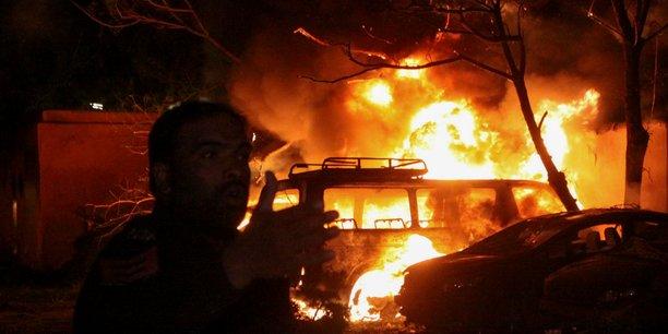 Une explosion dans un hotel de luxe du pakistan fait quatre morts[reuters.com]