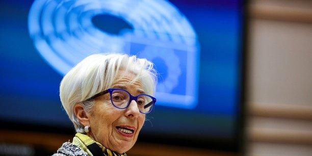 La politique monétaire est plus efficace pour relancer la demande lorsqu'elle est soutenue par la politique budgétaire, a affirmé Christine Lagarde.