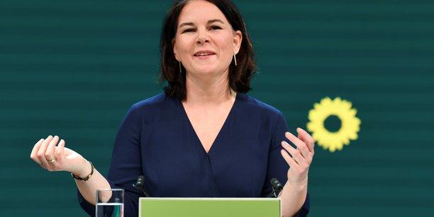 Les patrons allemands penchent pour les verts en vue des elections[reuters.com]