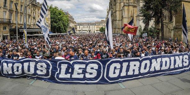 L'actionnaire majoritaire du club, le fonds américain Kingstreet, ne souhaite plus financer les Gironds de Bordeaux.