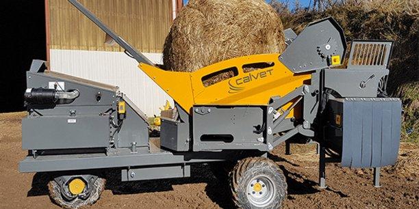 Calvet est fabricant de pulvérisateurs à Lézignan-Corbières dans l'Aude.