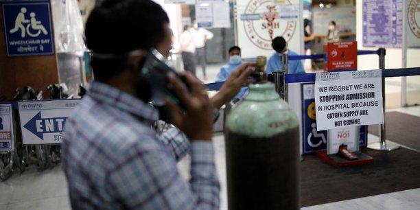 Coronavirus: flambee record de nouveaux cas en inde, les hopitaux debordes[reuters.com]