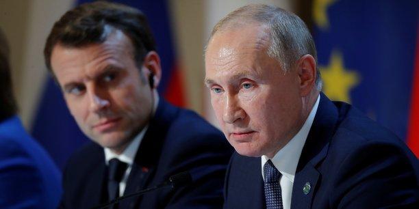 Macron dit sa grave preoccupation a poutine sur navalny[reuters.com]