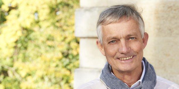 Martin Leÿs, directeur de l'Action Régionale EDF en Nouvelle-Aquitaine