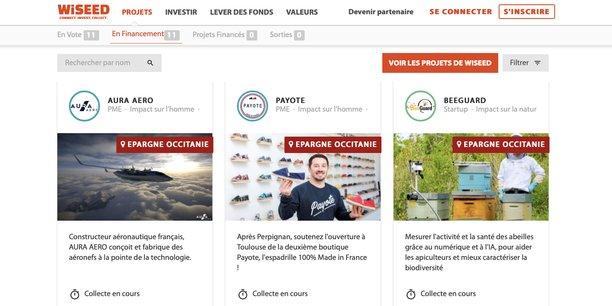 Depuis quelques heures, la plateforme Épargne Occitanie est ouverte au grand public.