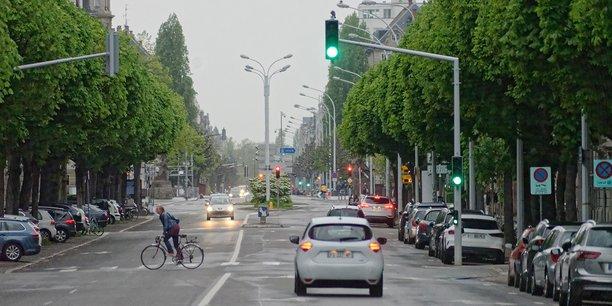 Les voitures diesel seront interdites dans l'agglomération strasbourgeoise en 2028.