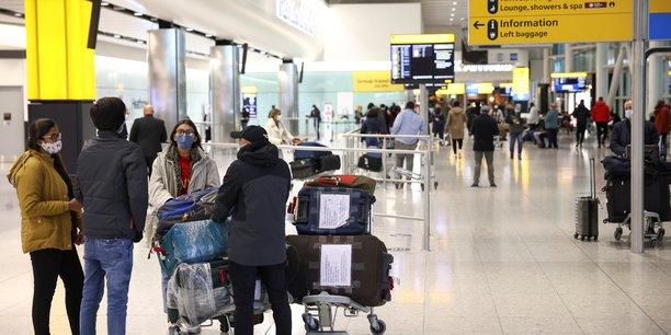 Le royaume-uni annoncera bientot la liste des pays ou voyager sans quarantaine, selon une ministre[reuters.com]
