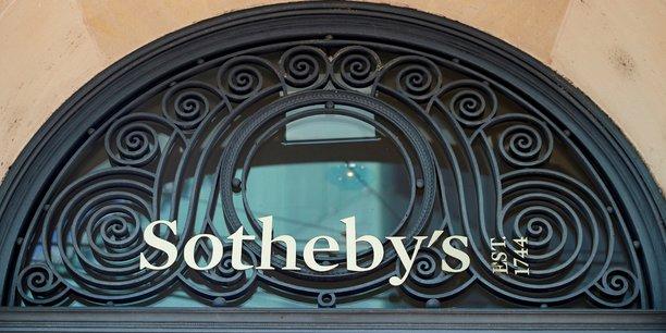 Sotheby's va accepter des bitcoins[reuters.com]