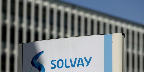 Solvay releve son objectif de flux de tresorerie disponible pour 2021[reuters.com]