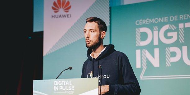 Startup Bookinou, lauréat de l'édition 2020 de Lyon