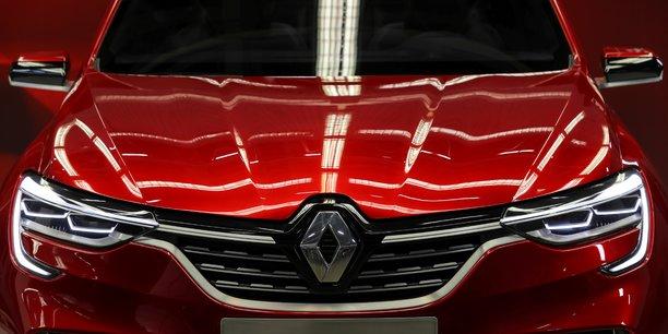 Renault vise un chiffre d'affaires double de celui de la gamme avec l'arkana[reuters.com]