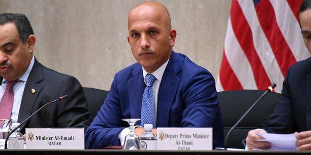 Arrestation du ministre qatari des finances[reuters.com]