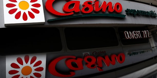 Casino: ca au t1 a 7,1 milliards d'euros[reuters.com]