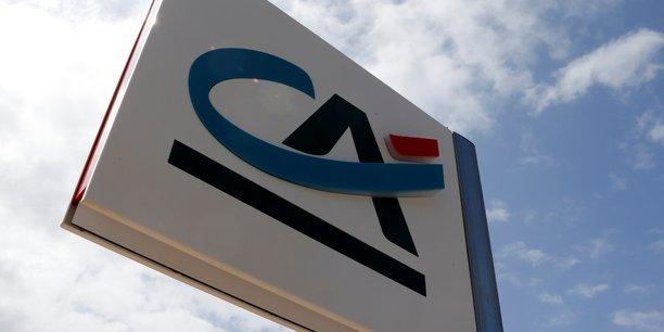 Credit agricole sa: bond de 64% du benefice, confiance sur le cout du risque[reuters.com]