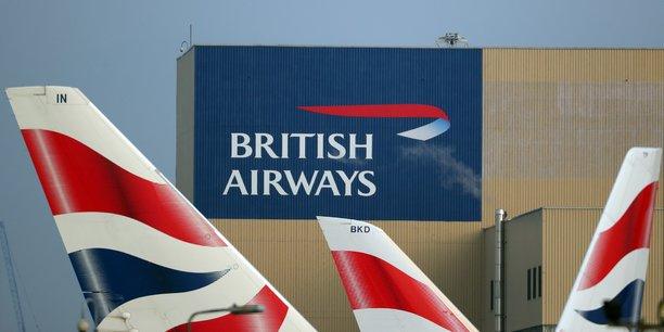 Iag, proprietaire de british airways, affiche une perte de 1,14 milliard d'euros au premier trimestre[reuters.com]