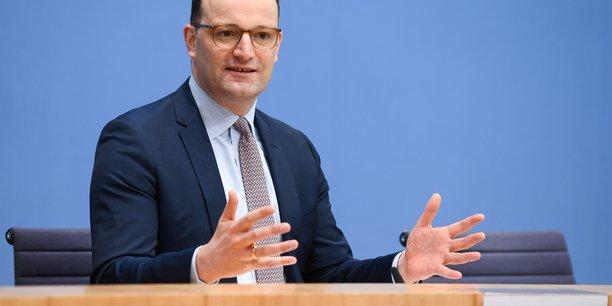 Allemagne: la troisieme vague epidemique semble etre brisee, dit le ministre de la sante[reuters.com]