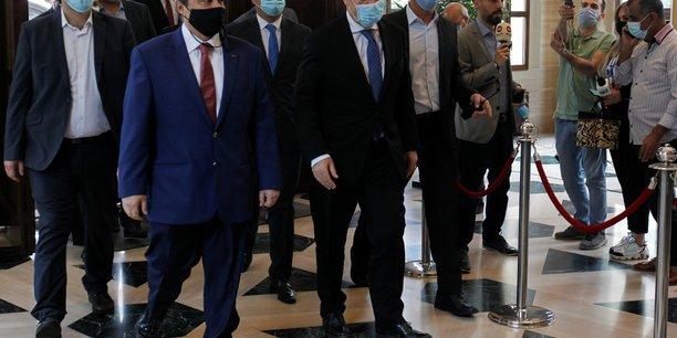 A beyrouth, le drian menace d'accentuer la pression sur les dirigeants libanais[reuters.com]