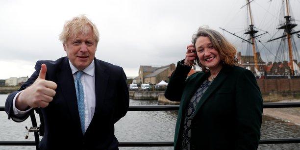 Johnson savoure la prise d'un bastion travailliste[reuters.com]