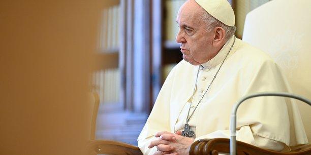 Coronavirus: le pape defend la levee des brevets sur les vaccins[reuters.com]