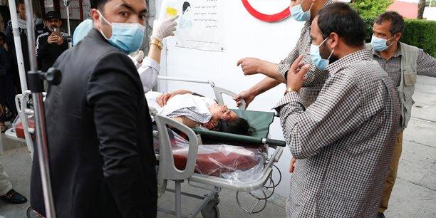 Au moins 25 morts dans une explosion pres d'une ecole a kaboul[reuters.com]