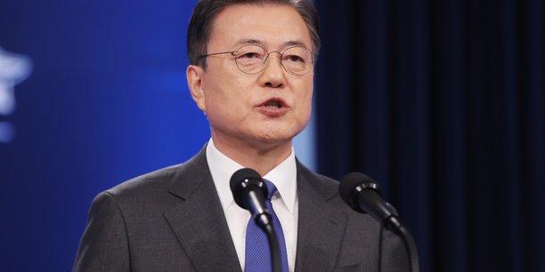 Coree du nord-pour moon, il est temps de passer a l'action concernant le processus de paix[reuters.com]